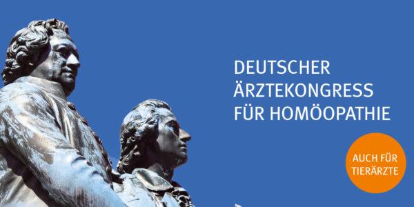 DZVhÄ Homöopathie-Kongress: Leitliniengerechte Behandlung in der HNO mit homöopathischen Arzneien