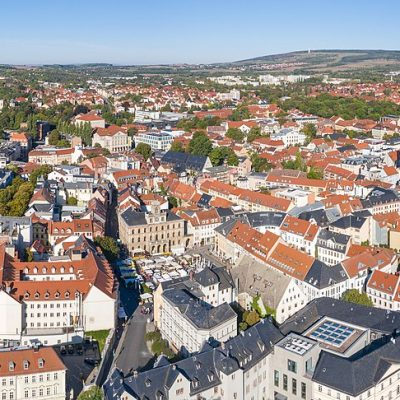 Weimar. Foto: Raimond Spekking, Wikimedia Commons, lizenziert unter CC by-sa 4.0