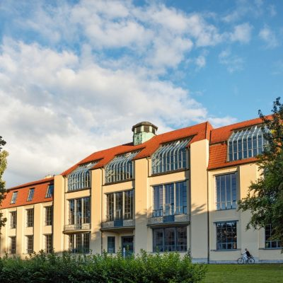 Bauhaus-Universität_Hauptgebäude_Foto Alexander Burzik_©weimar GmbH